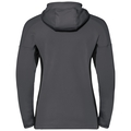 SPOOR Midlayer Hoody, black, large