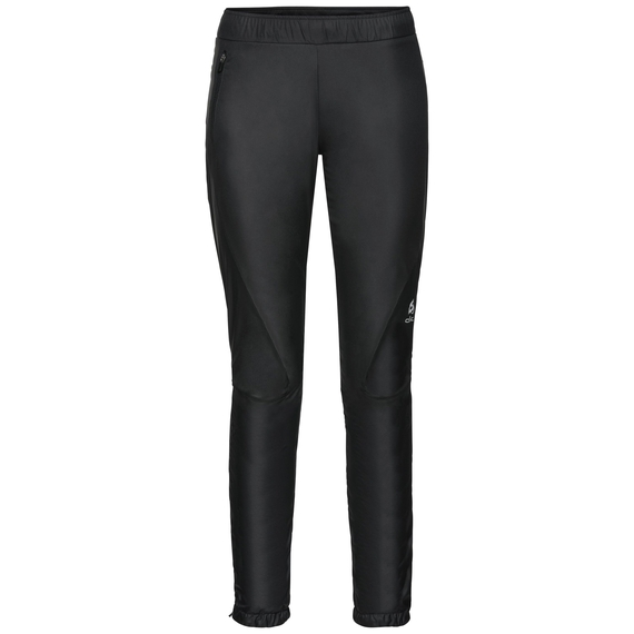 Pants short length MILES LIGHT, black - black, large
