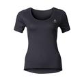 CUBIC Baselayer Shirt, ebony grey - black, large
