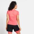 Damen AXALP TRAIL 1/2 Zip Laufshirt, siesta, large