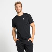 Herren FLI CHILL-TEC T-Shirt, black, large