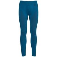 Pants EVOLUTION WARM, mykonos blue - orangeade, large