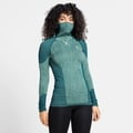 Women's BLACKCOMB Baselayer with Facemask, submerged, large