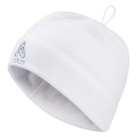 MICROFLEECE WARM Hat, white, large