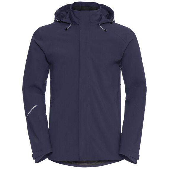 Jacket hardshell FREMONT, peacoat, large