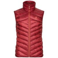 Vest AIR COCOON, red dahlia, large