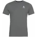 Men's ZEROWEIGHT CHILL-TEC Running T-Shirt, odlo steel grey, large