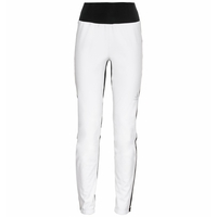 Women's AEOLUS Pants, white - black, large