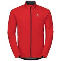 Jacket Softshell LOLO, fiery red, large