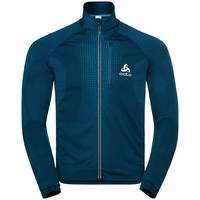 Jacket VELOCITY PRO Light, blue jewel, large