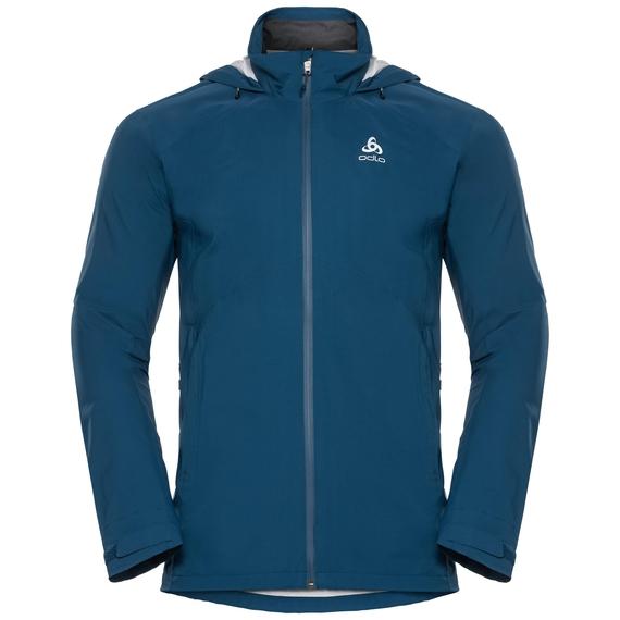 Jacket hardshell WATERTON STRETCH, poseidon, large