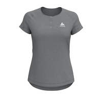 Women's ELEMENT Cycling T-Shirt, grey melange, large