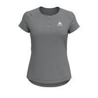 ELEMENT-fiets-T-shirt voor dames, grey melange, large