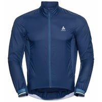 DUAL DRY-fietsjas voor heren, estate blue, large