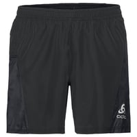 Shorts with inner brief OMNIUS Light, black, large
