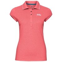 Women's KUMANO Polo Shirt, dubarry melange, large