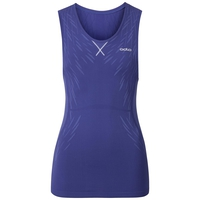 EVOLUTION LIGHT Blackcomb Top women, spectrum blue - baja blue, large