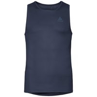 Men's ACTIVE F-DRY LIGHT Base Layer Singlet, diving navy, large