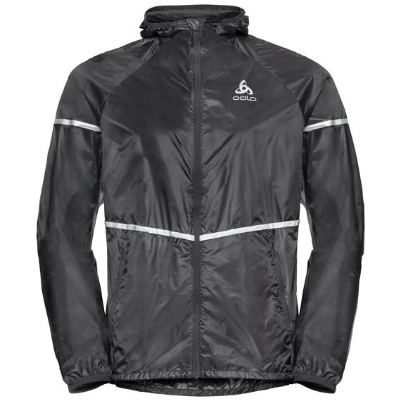 Men's ZEROWEIGHT PRO Jacket, odlo graphite grey, large