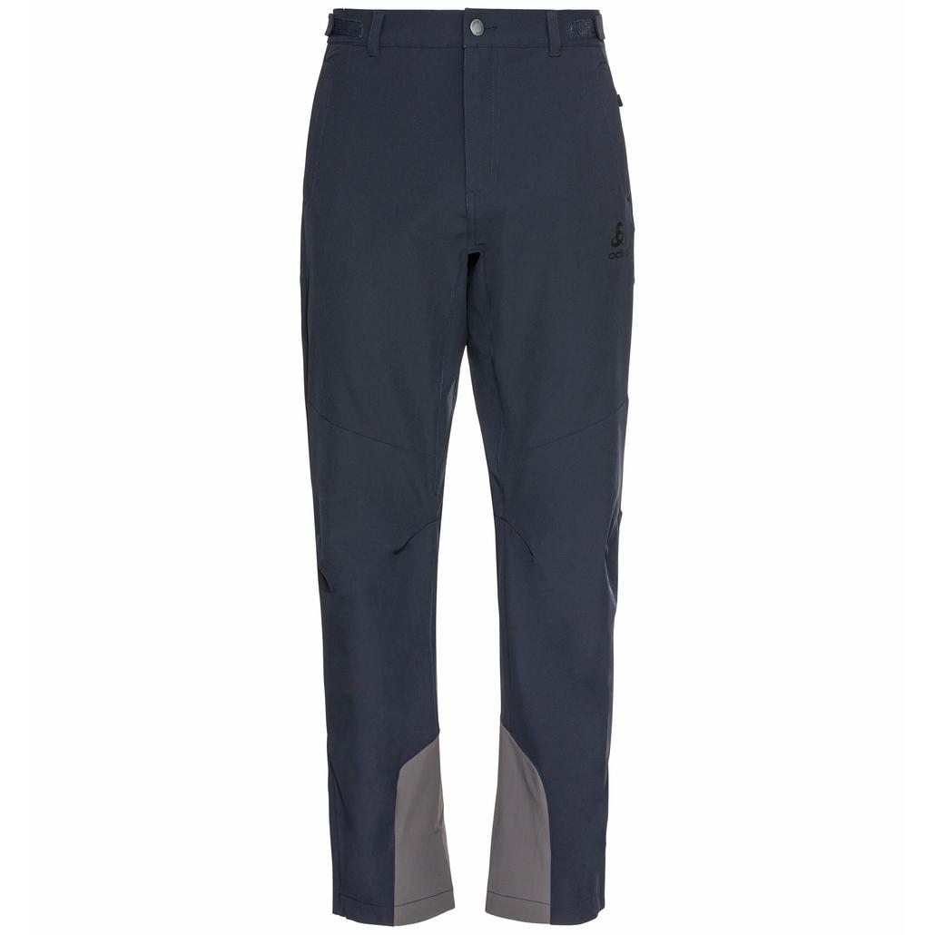 Pantaloni VAL GARDENA CERAMIWARM da uomo, dark sapphire, large
