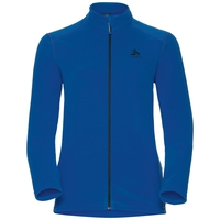 Midlayer full zip LE TOUR, lapis blue, large