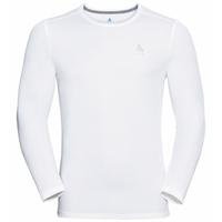 Men's F-DRY Long-Sleeve T-Shirt, white, large