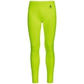 Pants EVOLUTION WARM, safety yellow - platinum grey, large