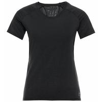 Women's LOU T-Shirt, black, large