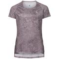 GIRLS CERAMICOOL BLACKCOMB T-Shirt, quail - AOP SS19, large