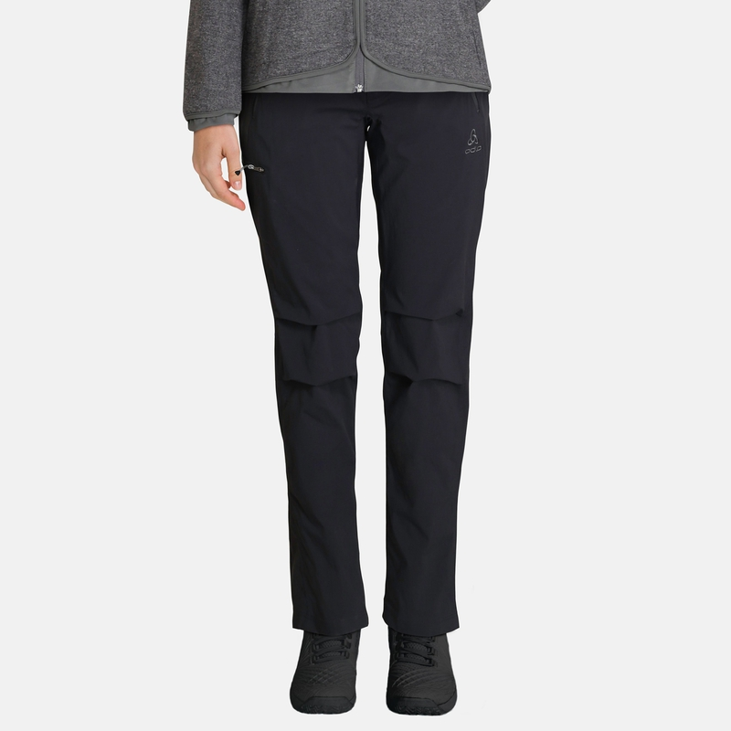 Women's Short-Length WEDGEMOUNT Pants, black, large