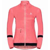 Women's ZEROWEIGHT Cycling Jacket, dubarry - blossom, large