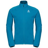 Jacket softshell NORDSETER, blue jewel, large