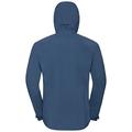 Veste imperméable CAIRNGORM3L pour homme, ensign blue, large