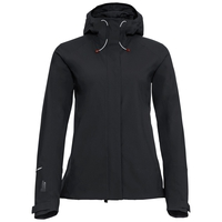 Women's FREMONT Hardshell Jacket, black, large