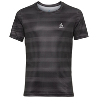 BOYS CERAMICOOL BLACKCOMB Baselayer T-Shirt, odlo graphite grey - AOP SS19, large