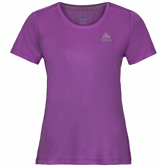Damen F-DRY T-Shirt, hyacinth violet, large