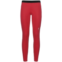 Women's VELOCITY WP Tights, hibiscus - black, large