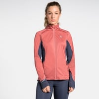 Damen ZEROWEIGHT PRO Jacke, faded rose - odyssey gray, large