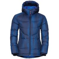 Jacket COCOON X, peacoat AOP, large