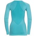 EVOLUTION WARM Baselayer Shirt, blue radiance - bluebird, large