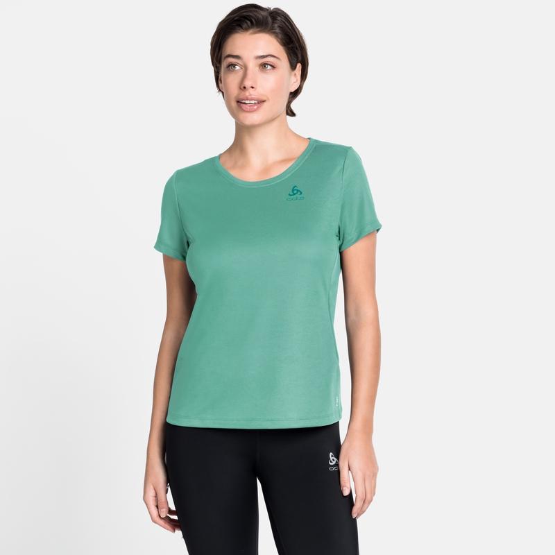 Women's F-DRY T-Shirt, creme de menthe, large