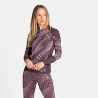 The Blackcomb ECO long sleeve, siesta - space dye, large
