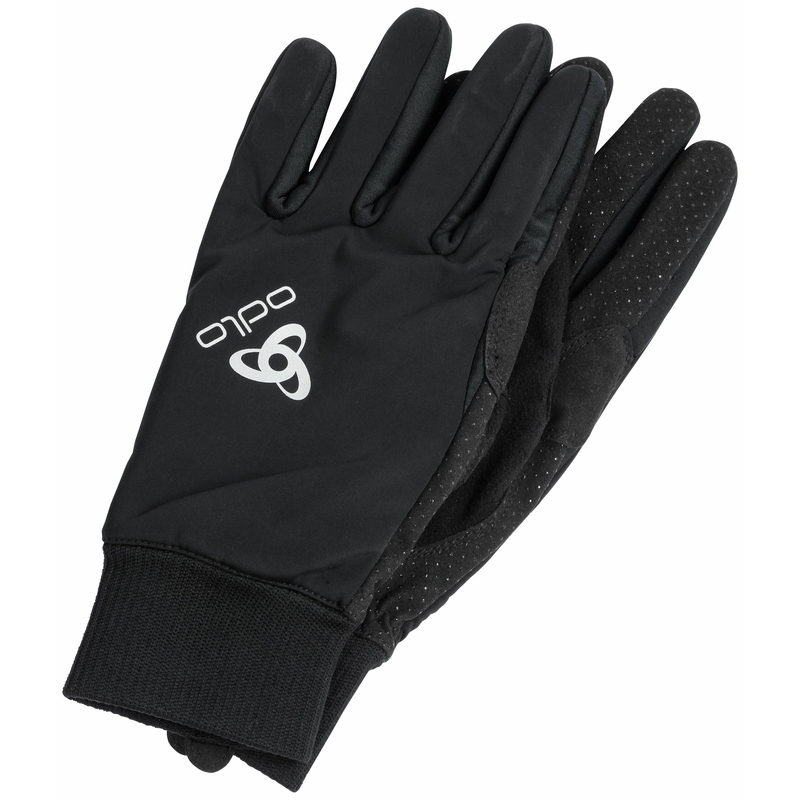 ELEMENT WARM-handschoenen, black, large
