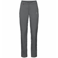 CONVERSION-broek voor dames, odlo graphite grey, large