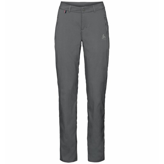 Damen CONVERSION Pants, odlo graphite grey, large