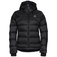 Gefütterte Damen COCOON N-THERMIC X-WARM Jacke, black, large