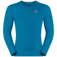 Men's IMPERIUM Long-Sleeve Top, blue jewel, large