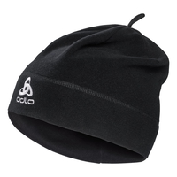 Hat MICROFLEECE Warm, black, large
