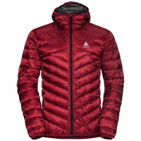 Jacket Hoody Air COCOON, jester red, large