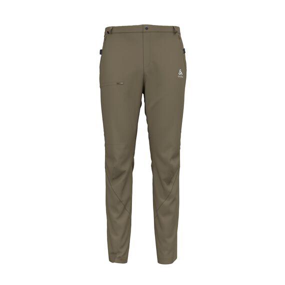 SAIKAI COOL PRO Hose, lead gray - odlo steel grey, large